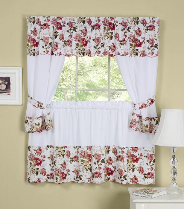 WISTERIA COTTGE 58X36 ROSE P12
