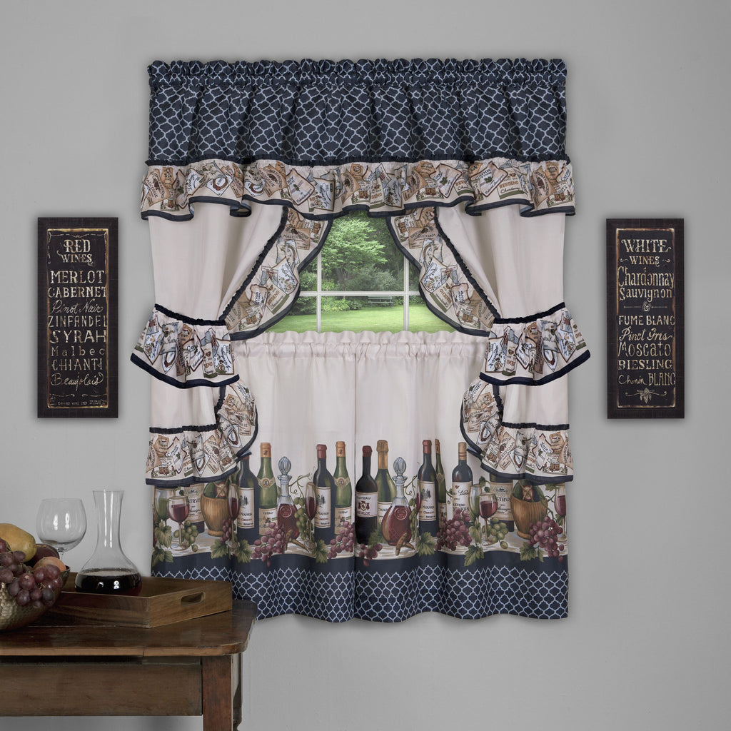 CHATEAU  CTGE SET 36'' NAVY P12