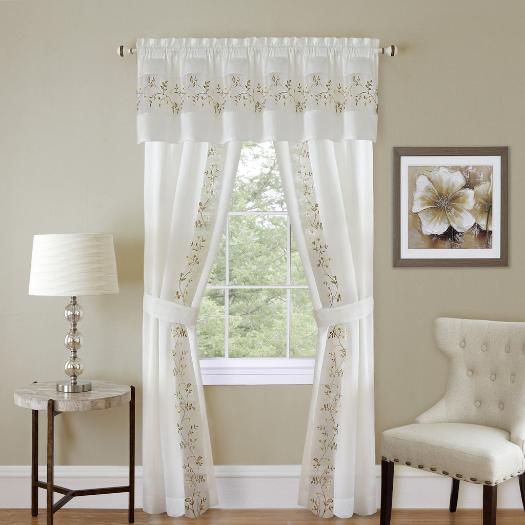 1574FAIRFLD 55X84SET WHITE P12
