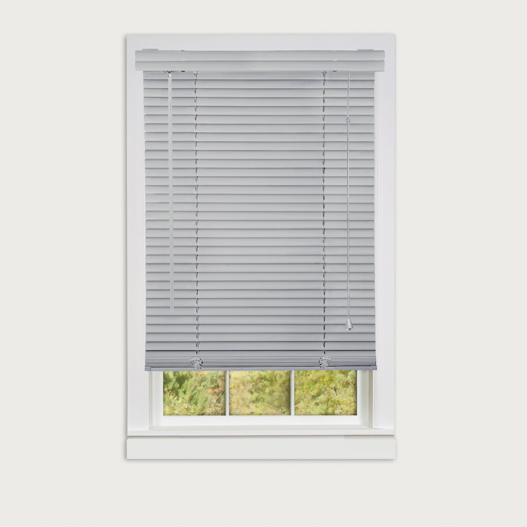 VNL 1''MINI BLND 34X64 GRAY PK6