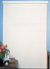 "Morning Star 1"" Vinyl Mini Blinds"