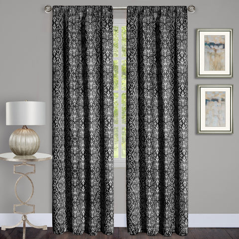 MADISON 54X84 RP PANEL-BLACK