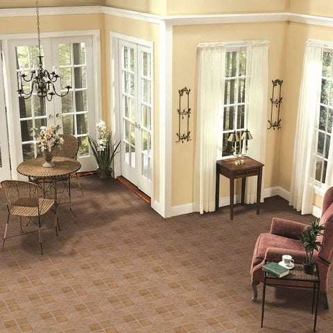 Nexus Vinyl Floor Tiles - 20 Pack