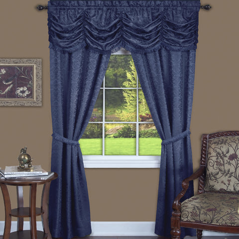 PANACHE 5PC SET55X84 NAVY  P12