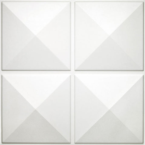 3-D 20''SELF-STICK TILE''STAR''P6