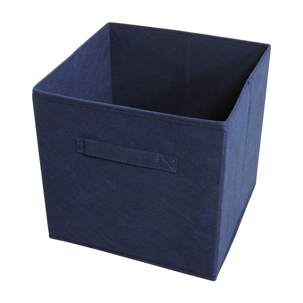 STORAGE BINS NAVY P12