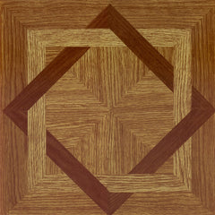 224 VNL FLOOR TILE 12''WOOD P45