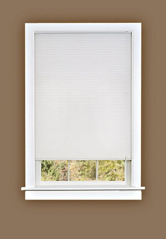 CELLULAR SHADE 29X64 WHITE PK6
