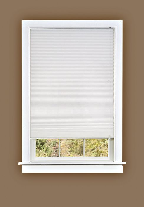 CELLULAR SHADE 23X64 WHITE PK6