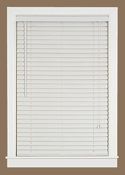 "Luna 2"" Vinyl Plantation Blind"