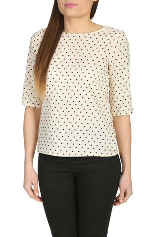 Polly Heart Blouse