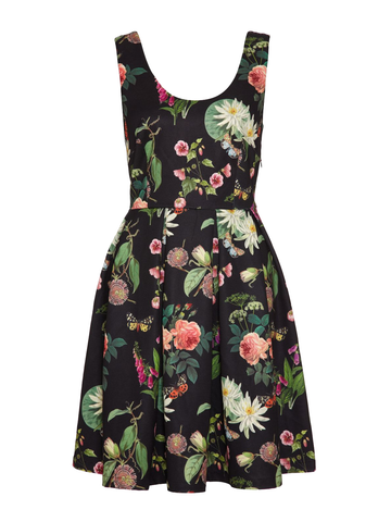 Botanical Posies Dress