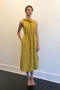 Found Dress Canary | CARL KAPP