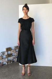 Helena Skirt Black | CARL KAPP