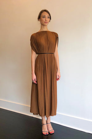 Emer Dress Copper | CARL KAPP