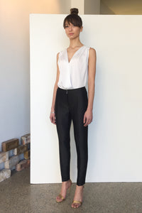 Sharp Trousers Black | CARL KAPP