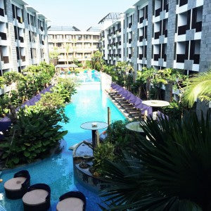 Seminyak's new international playground