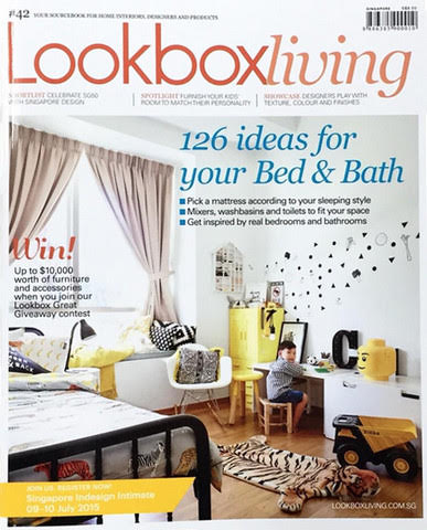 Look Box Living September 2015