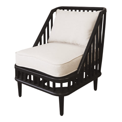 Bermuda black chair