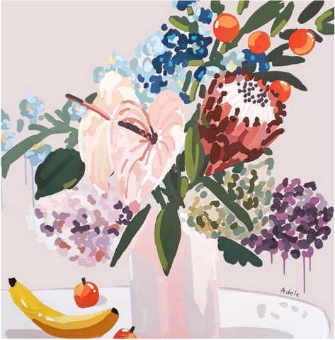 Adele Naidoo Still Life Limited Edition