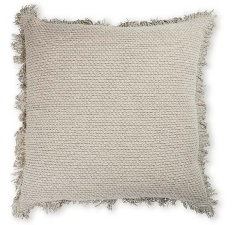 Berwick Oatmeal Cushion 45x45