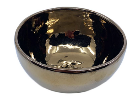 Batch Globe Bowl Copper