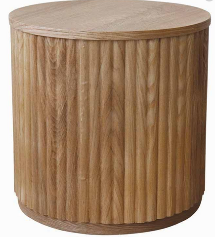 ML Sanctuary Oak Side Table