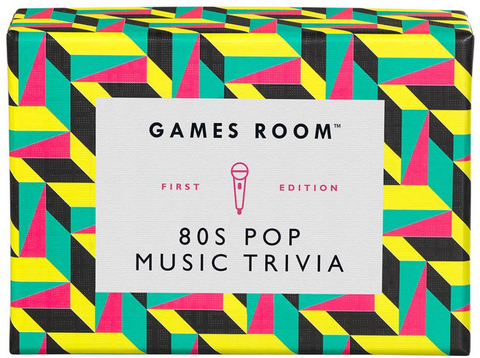 80's Pop Music Quiz