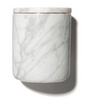 THE Luxuriate Candle Carrara Vessel