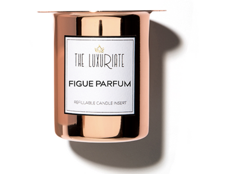 The Luxuriate Candle Insert Figure Parfum