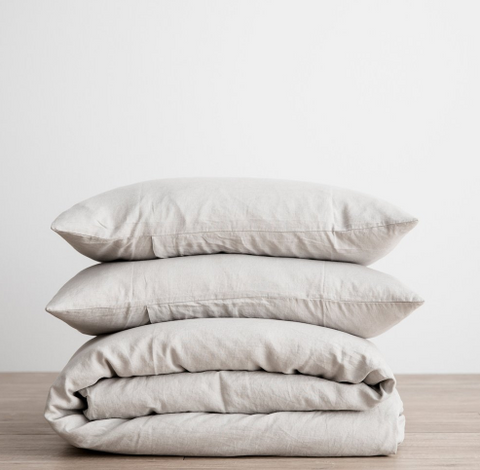 Cultiver - Smoke Grey Duvet Cover Sets