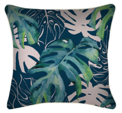 ETP Tropic Mix Navy Cushion