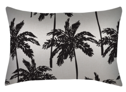 ETP Palm Tree Sketch Cushion