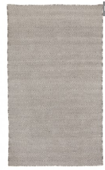 Herringbone Ash Grey Rug