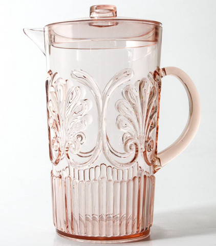 Indigo Loves Flemington Acrylic Jug - Pink