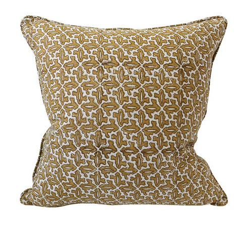 Arles Saffron Cushion