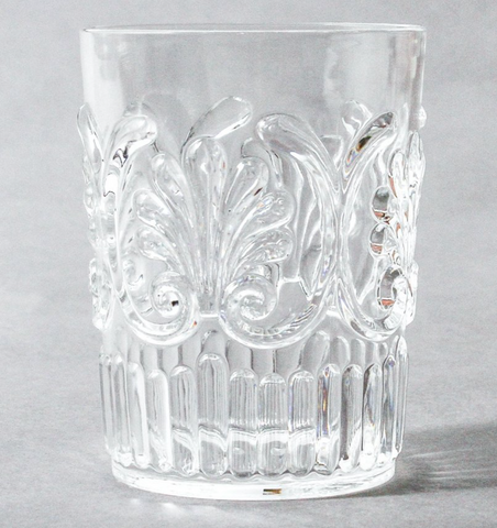 Indigo Loves Flemington Acrylic Tumbler Clear