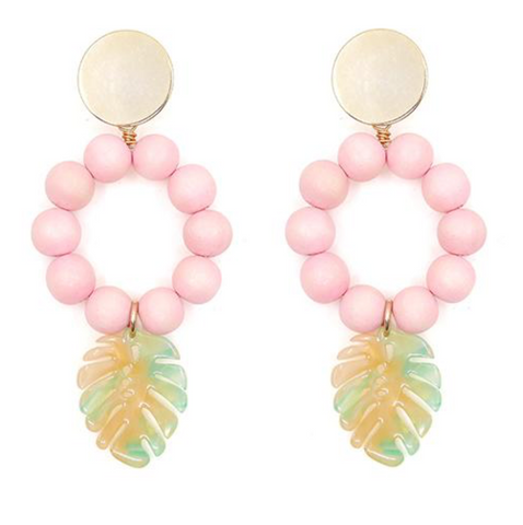 Soli & Sun Lola Pink Light Green