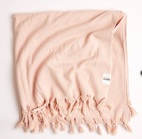 Vintage Wash Dusty Pink