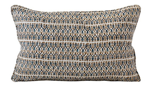 Walter G Babylon Tobacco Cushion
