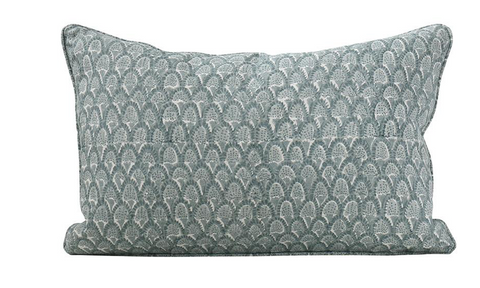 Walter G Scopello Celadon Cushion