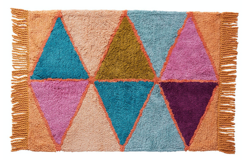 Issy Harlequin Bathmat *preorder**Late March/Early April*