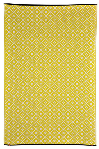 Kimberley Yellow Rug