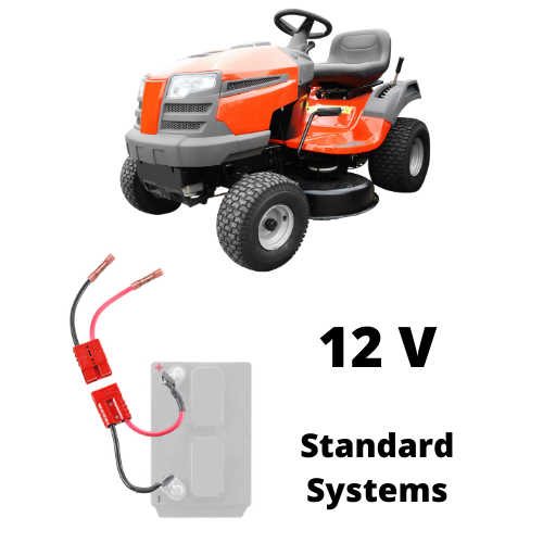 Lawn Tractor Connections