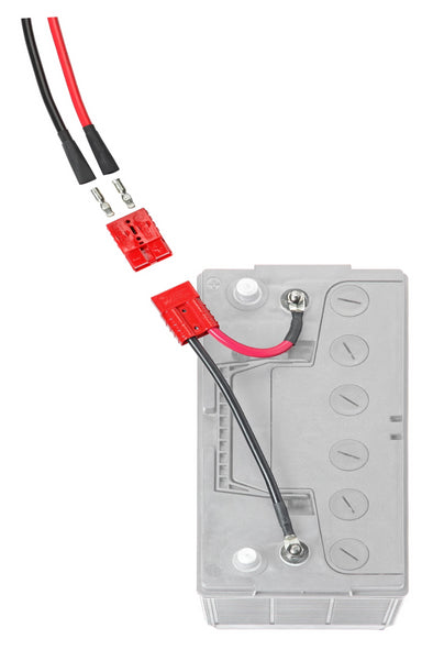 12 Volt Outboard Motor Connection Kit (CE12VBOMK) - Connect-Ease. Connect all your marine equipment with ease.
