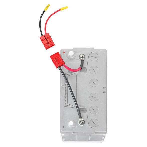 12 Volt Single 10 Gauge Connection Kit (RCE12VB1K) - Connect-Ease. Connect all your marine equipment with ease.