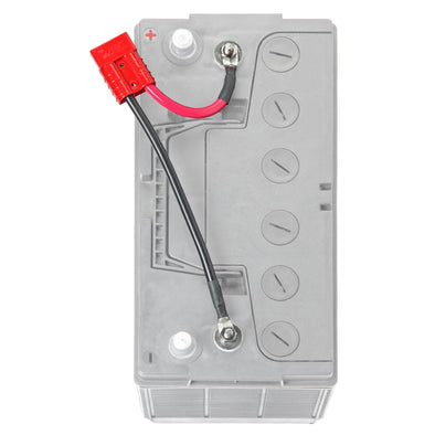 12 Volt Battery Connector (RCE12VB1S) - Connect-Ease. Connect all your marine equipment with ease.