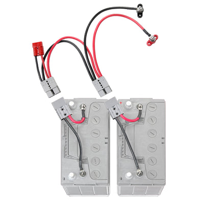 Outboard Motor Dual Battery Connection Kit 6 AWG - RCE12VBM6PK