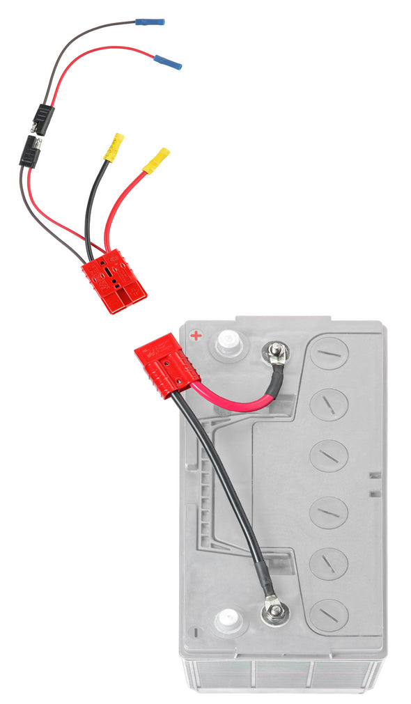 12 Volt Solar Battery Charging Kit (CE12VB1SPK)* - Connect-Ease. Connect all your marine equipment with ease.