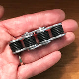 The Five-O Freestyle Roller Chain Fidget
